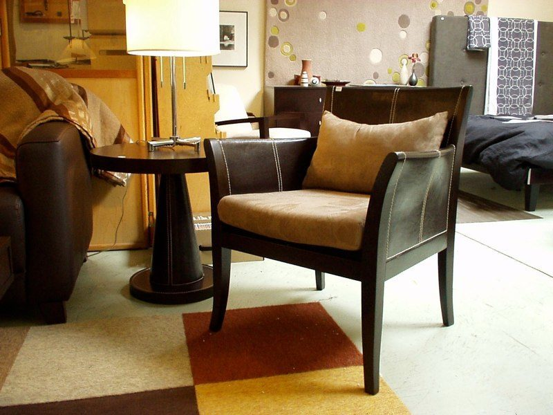 Metro Occasional Chair 299 Side Table 399 Special Order